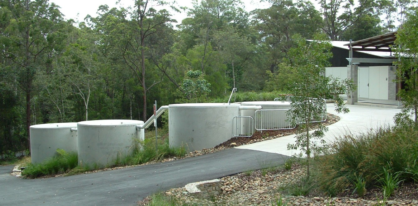 Rainwater Reuse to Drinking Water Quality